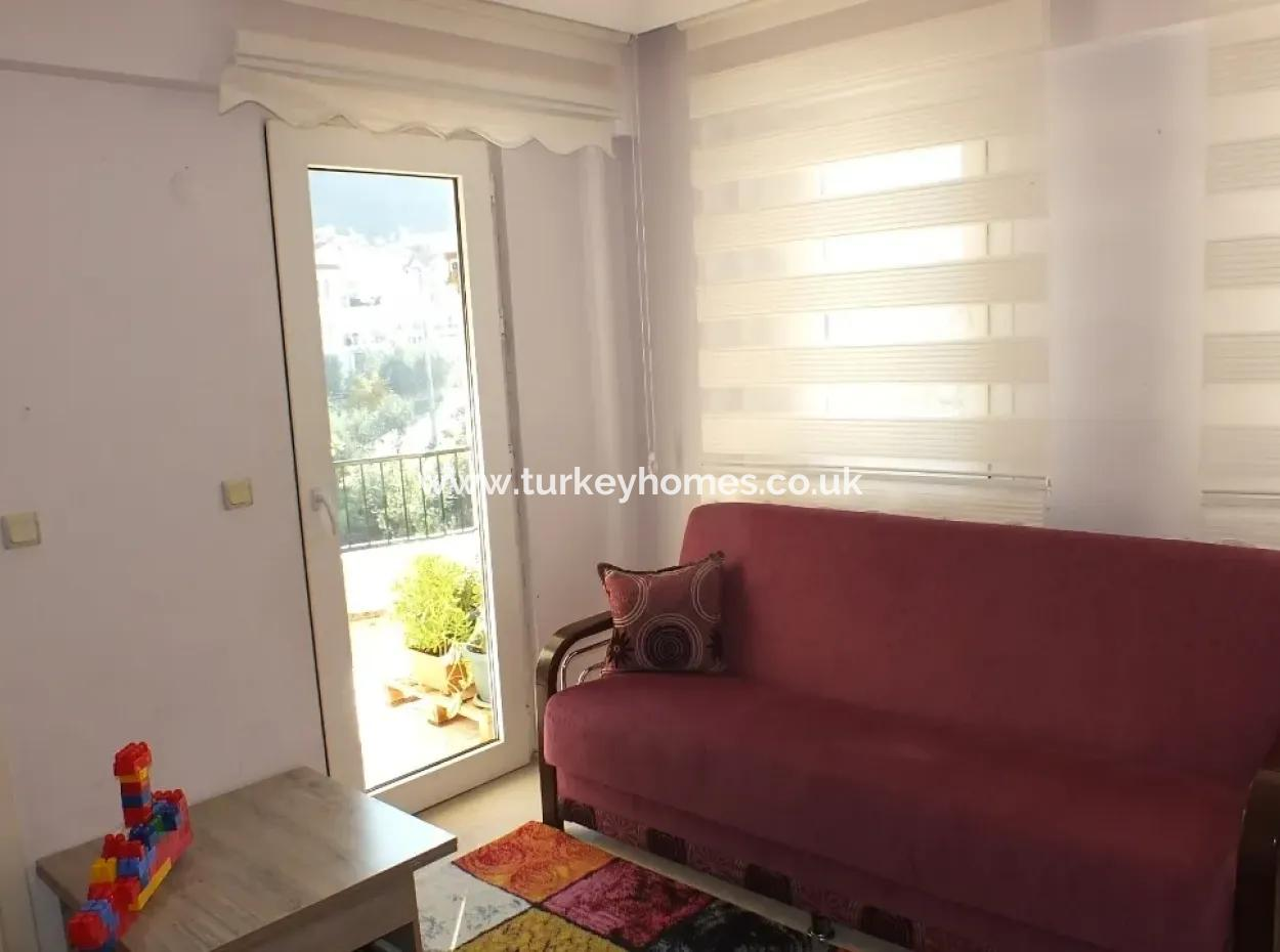 Eligible For Sale Roof Duplex In Fethiye