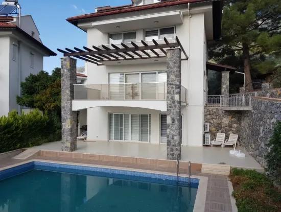 Fethiye, Oludeniz, Ovacik With Private Pool In Luxury Villa 5 1